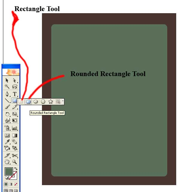 how to get your toolbar back in illustrator